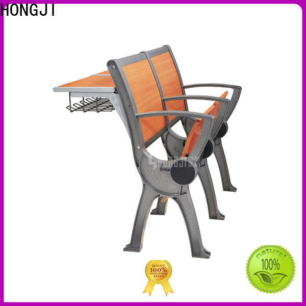 HONGJI ISO14001 certified classroom tables for sale factory for high school