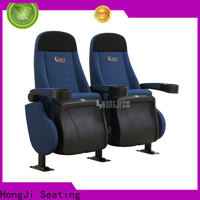 HONGJI fashionable home theater recliners factory for sale