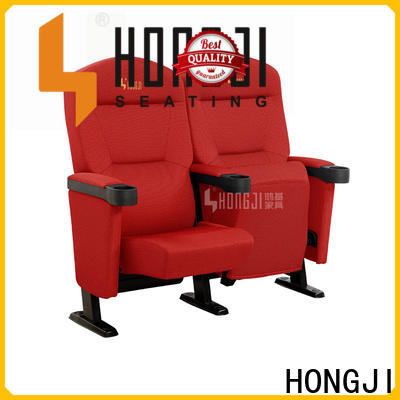 elegant cinema seats hj812 factory for importer