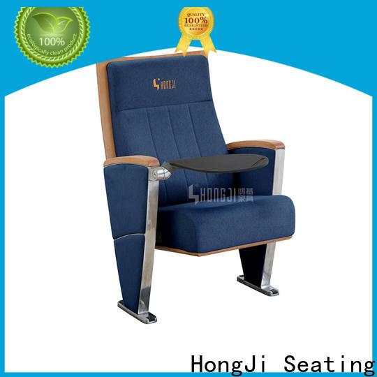 HONGJI auditorium seating standards manufacturer for student