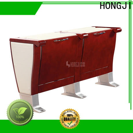 HONGJI excellent double theater chairs factory for office furniture