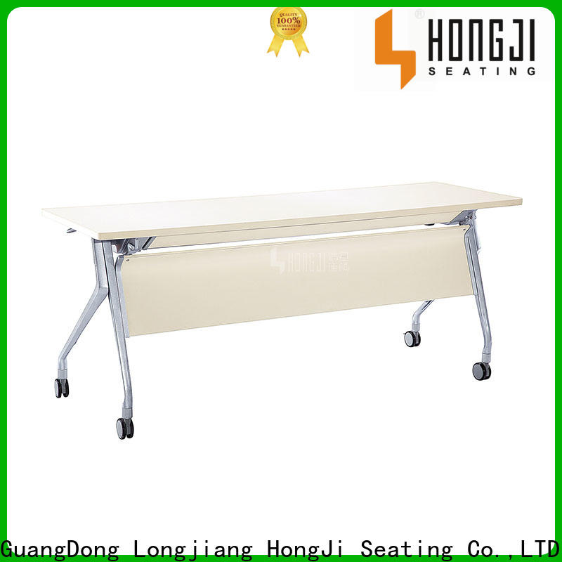 HONGJI movable school desk suppliers from China for student