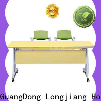 HONGJI foldable modern office furniture from China for school