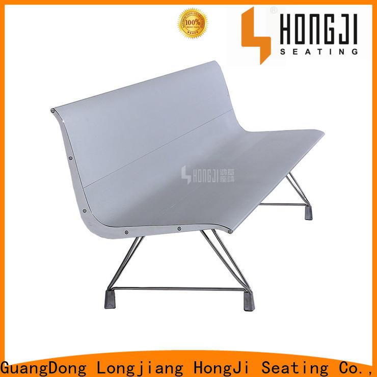 HONGJI European style waiting area chairs design for hosiptal