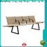 European style waiting room bench h72d3 for travel terminal