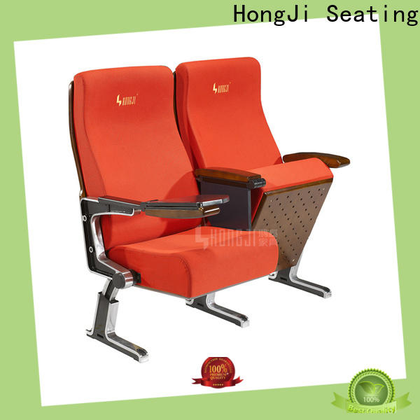 HONGJI excellent Church Seating manufacturer for cinema