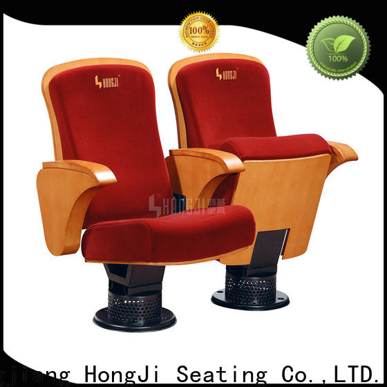 HONGJI outstanding durability 4 person theater seating supplier for cinema