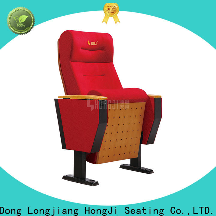 HONGJI newly style Church Seating factory for sale