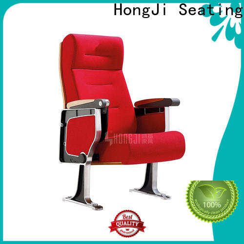 HONGJI 4 person theater seating manufacturer for cinema