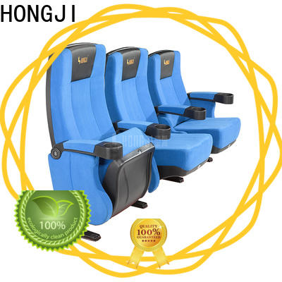 HONGJI hj9506 luxury theater seating directly factory price for theater