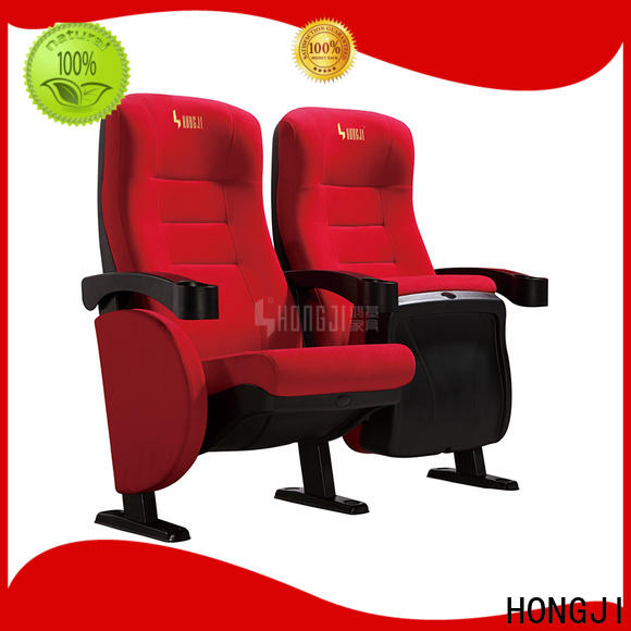 HONGJI hj95 movie theater furniture for homes competitive price for theater