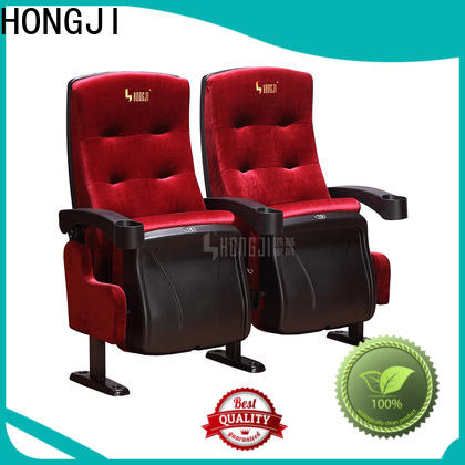 exquisite movie chairs hj16d competitive price for cinema