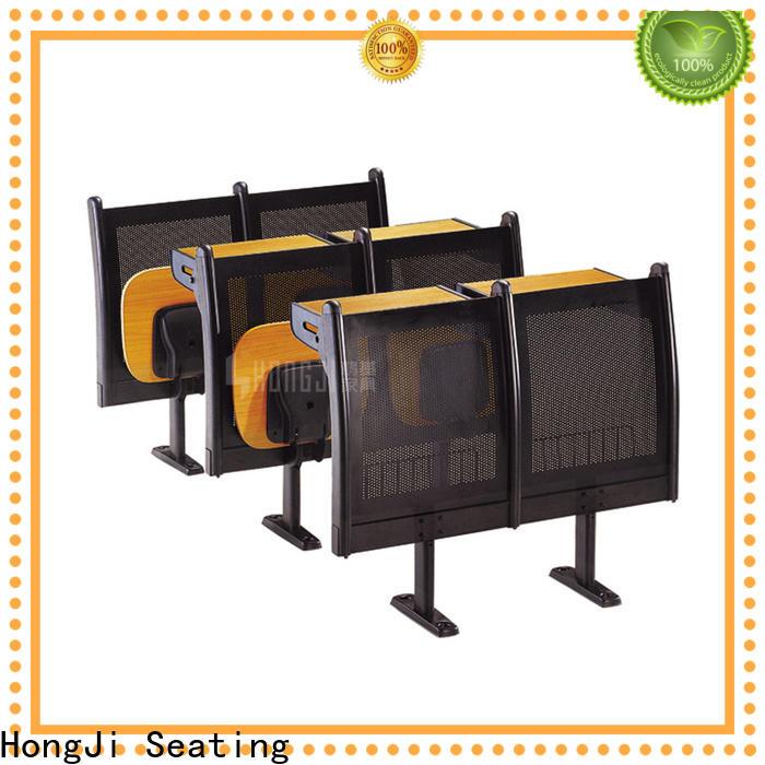 HONGJI tc917 school desk chair combo manufacturer for high school