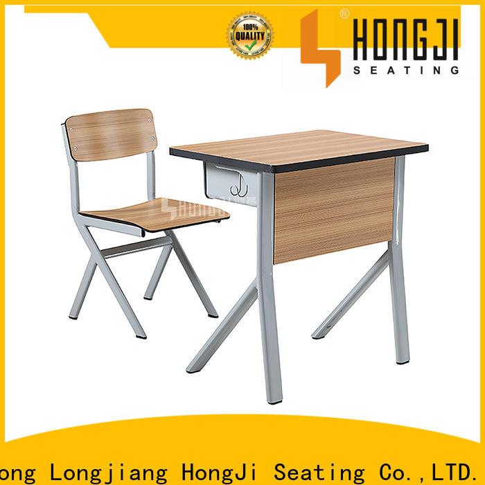 HONGJI ISO9001 certified classroom tables supplier for school