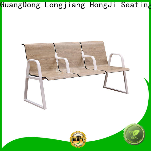 HONGJI durable in use reception seating for travel terminal