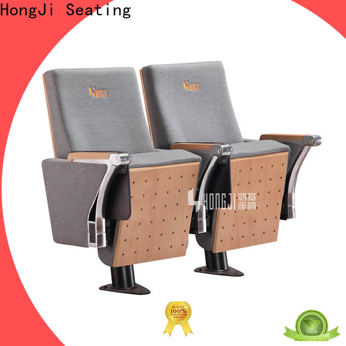HONGJI outstanding durability lecture hall seating design factory for office furniture