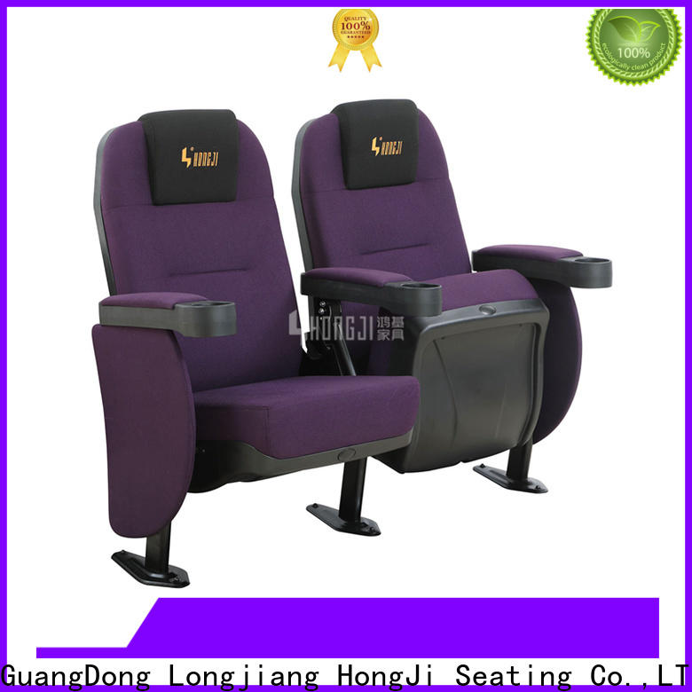 elegant home theater chairs hj9910a factory for cinema