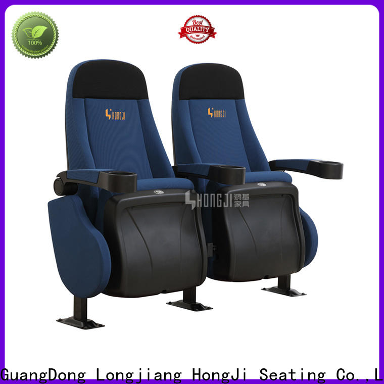 elegant theater room recliners hj9963 factory for sale
