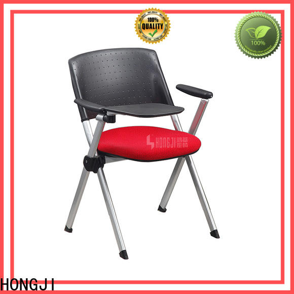 HONGJI comfortable training chair well-know factory