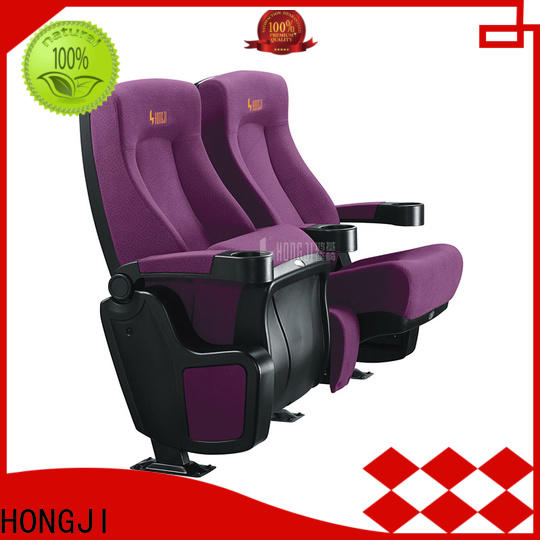 exquisite home theater seating hj95b directly factory price for sale