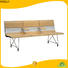 HONGJI h72d3 waiting room bench public seating solution