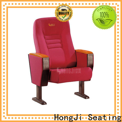 HONGJI outstanding durability lecture seating manufacturer for university classroom