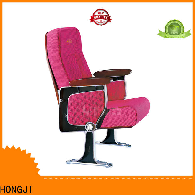 HONGJI outstanding durability affordable church chairs supplier for office furniture
