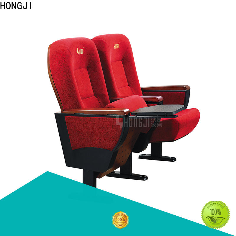 HONGJI unparalleled commercial theater seating manufacturers supplier for office furniture