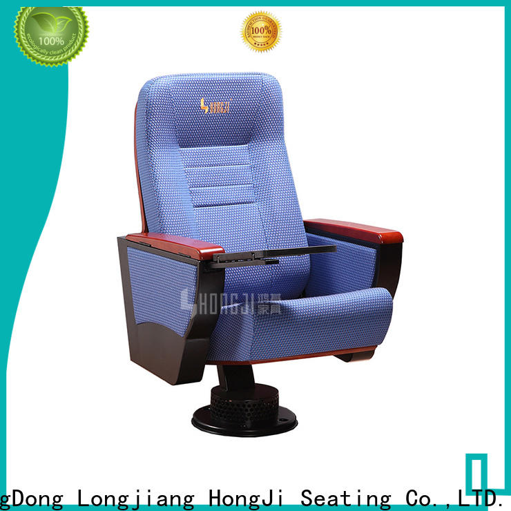 HONGJI affordable theater seating supplier for university classroom