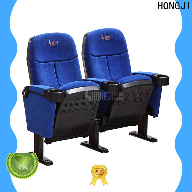 HONGJI hj9505c theater chairs competitive price for cinema