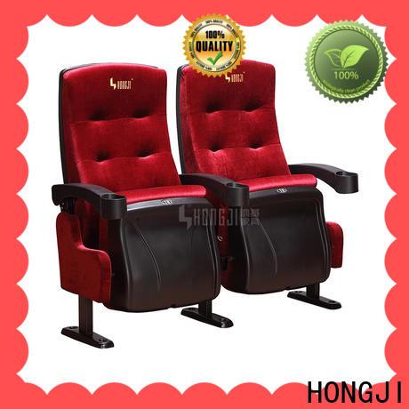 HONGJI hj16f cinema chairs competitive price for sale