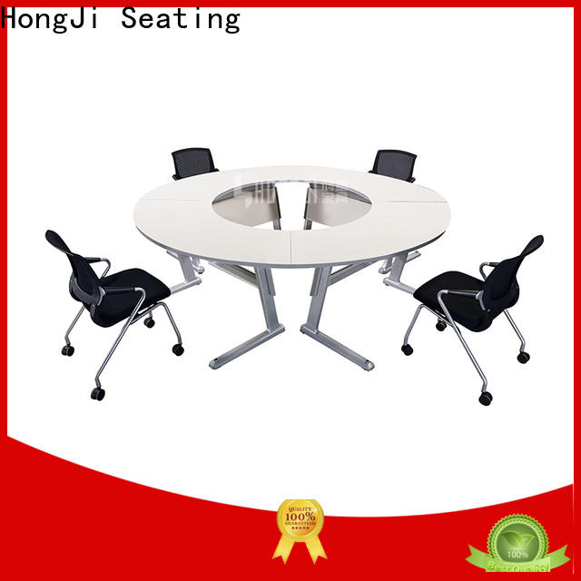 foldable meeting table alloy from China for classroom