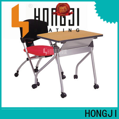 movable meeting table hd02d factory for school