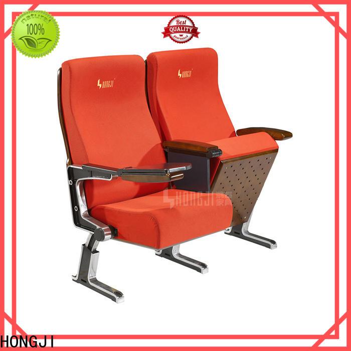 HONGJI unparalleled auditorium seating design standards manufacturer for cinema