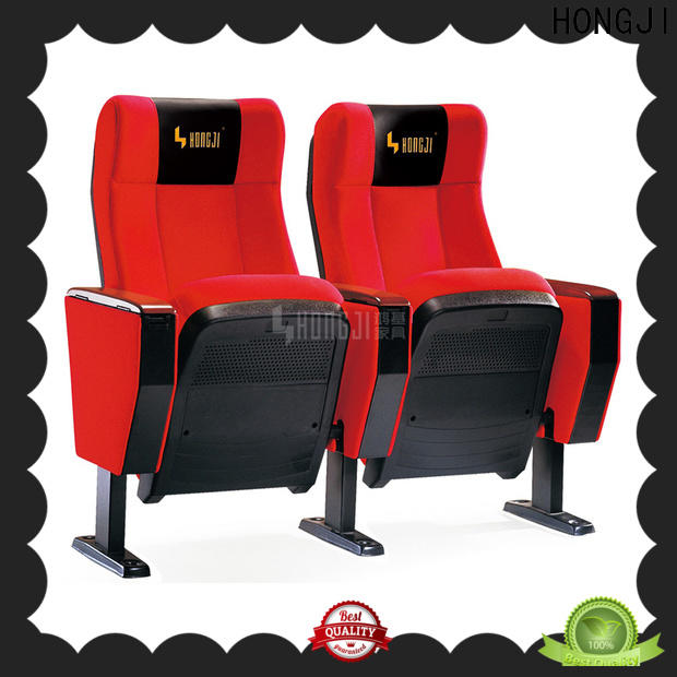 HONGJI excellent 2 seat theater chairs factory for office furniture