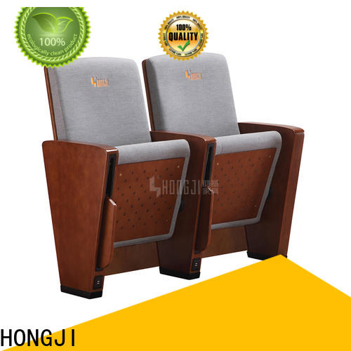HONGJI lecture theatre chairs supplier for sale