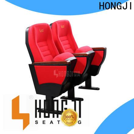 HONGJI newly style auditorium seating design supplier for university classroom
