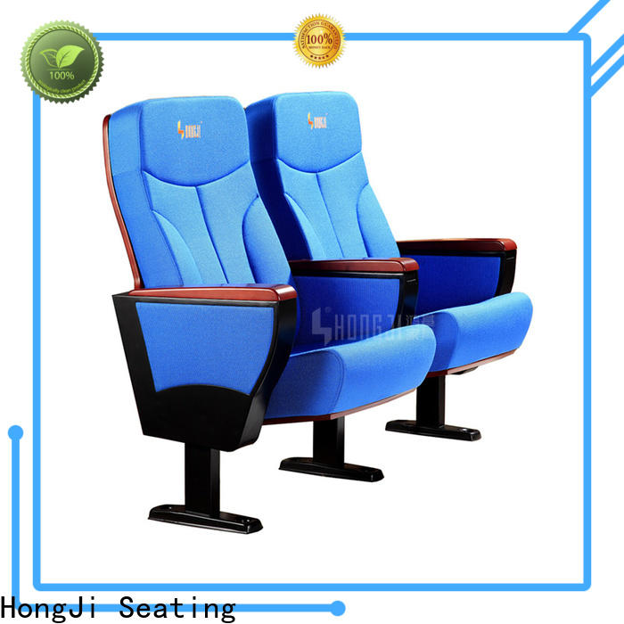 HONGJI excellent two seat theater seating supplier for office furniture