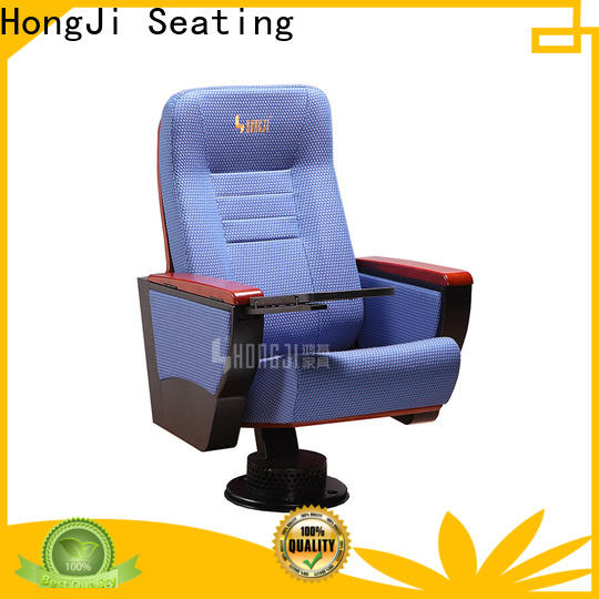 auditorium seating chairs high-end manufacturer for student