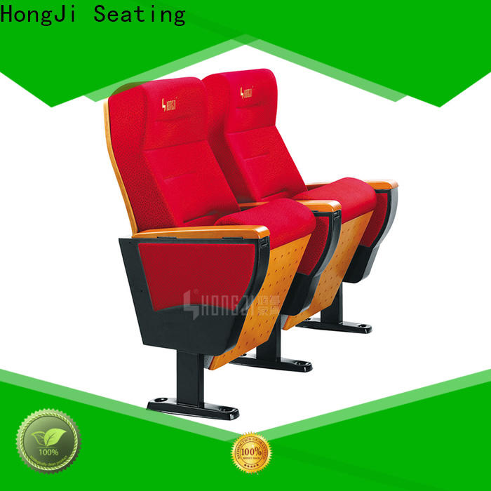 outstanding durability 2 seat theater chairs elegant factory for cinema