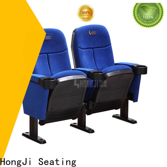 fashionable theater room furniture hj93b factory for cinema