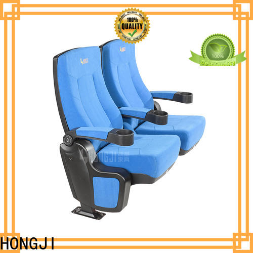 HONGJI hj815a moving chairs movie theaters directly factory price for cinema