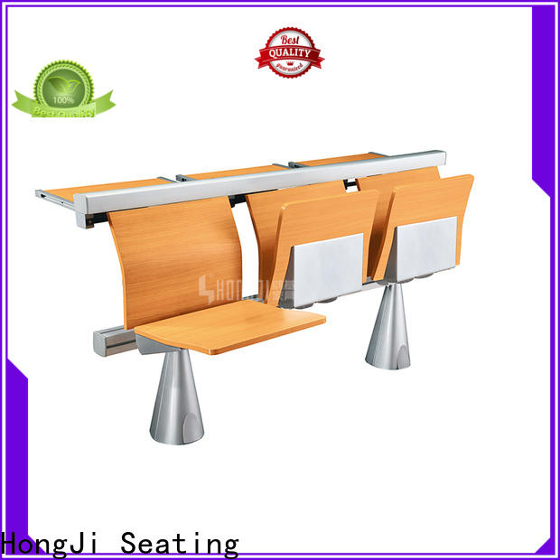 ISO9001 certified student desk chair combo tc962 for university