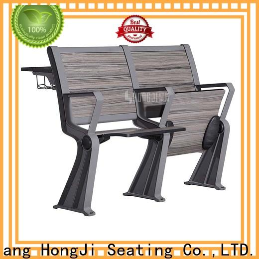 HONGJI ISO14001 certified high school desk for university