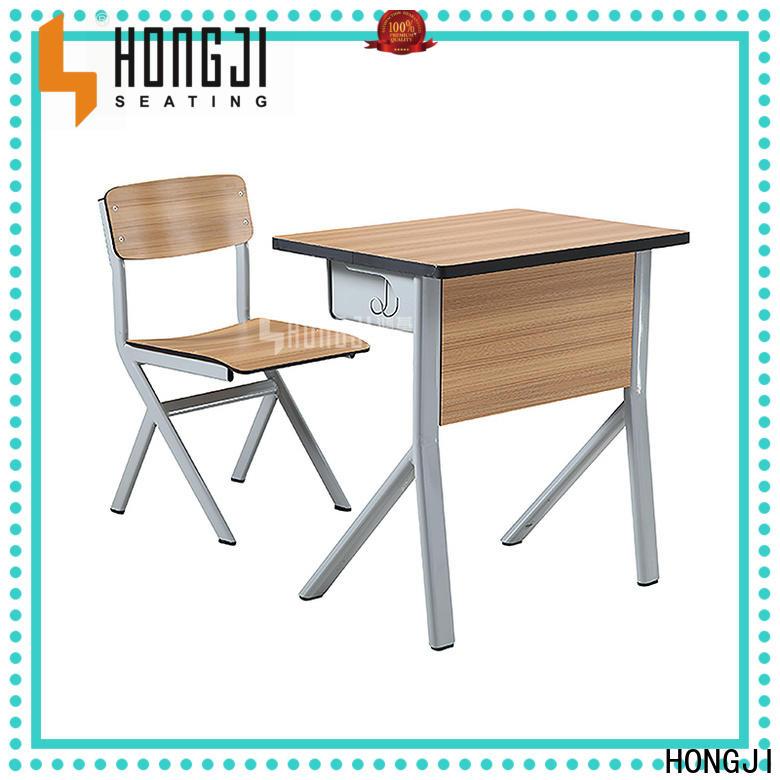 HONGJI tc904a classroom chairs for sale factory fpr classroom