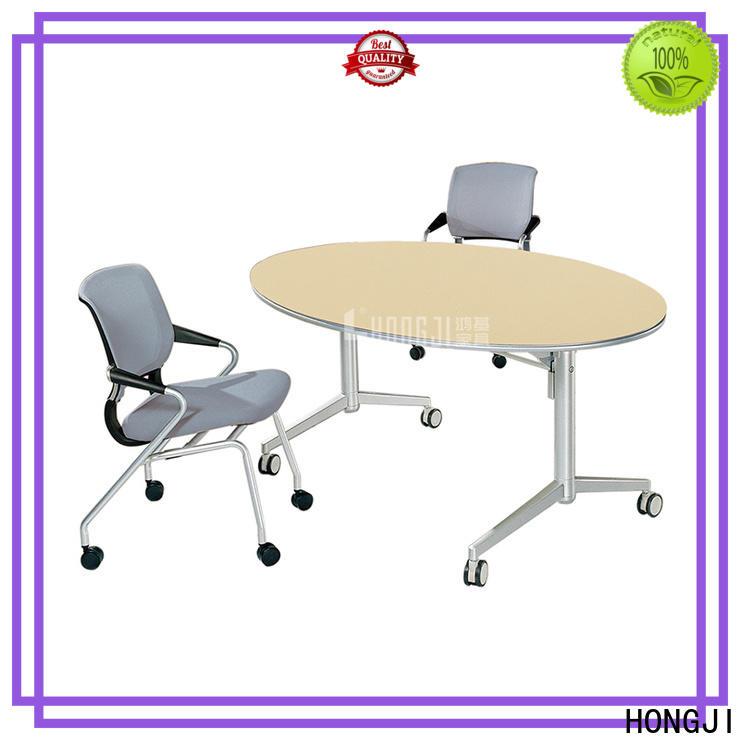 HONGJI hd02d modern office desk trader for classroom