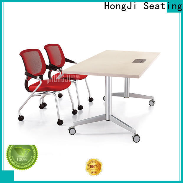 HONGJI hd02a white office desk from China for student