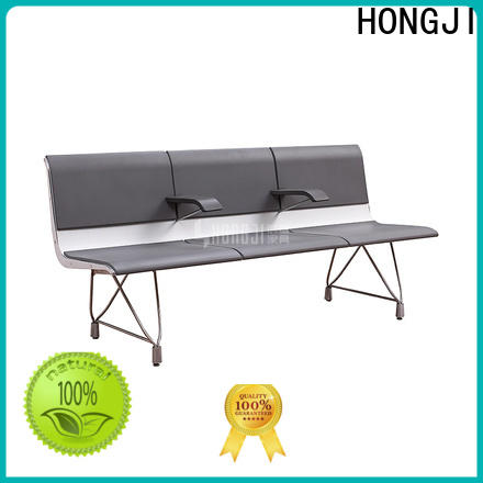 HONGJI European style waiting room seating fine workmanship for bank