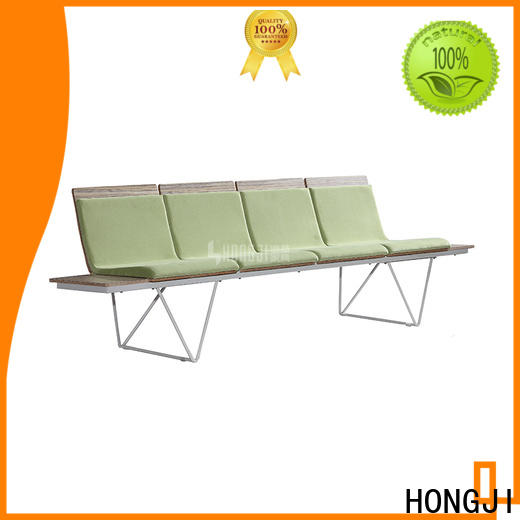 HONGJI European style waiting chairs for hospital design for airport