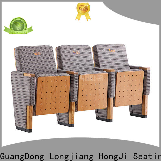 HONGJI unparalleled folding auditorium chairs manufacturer for student